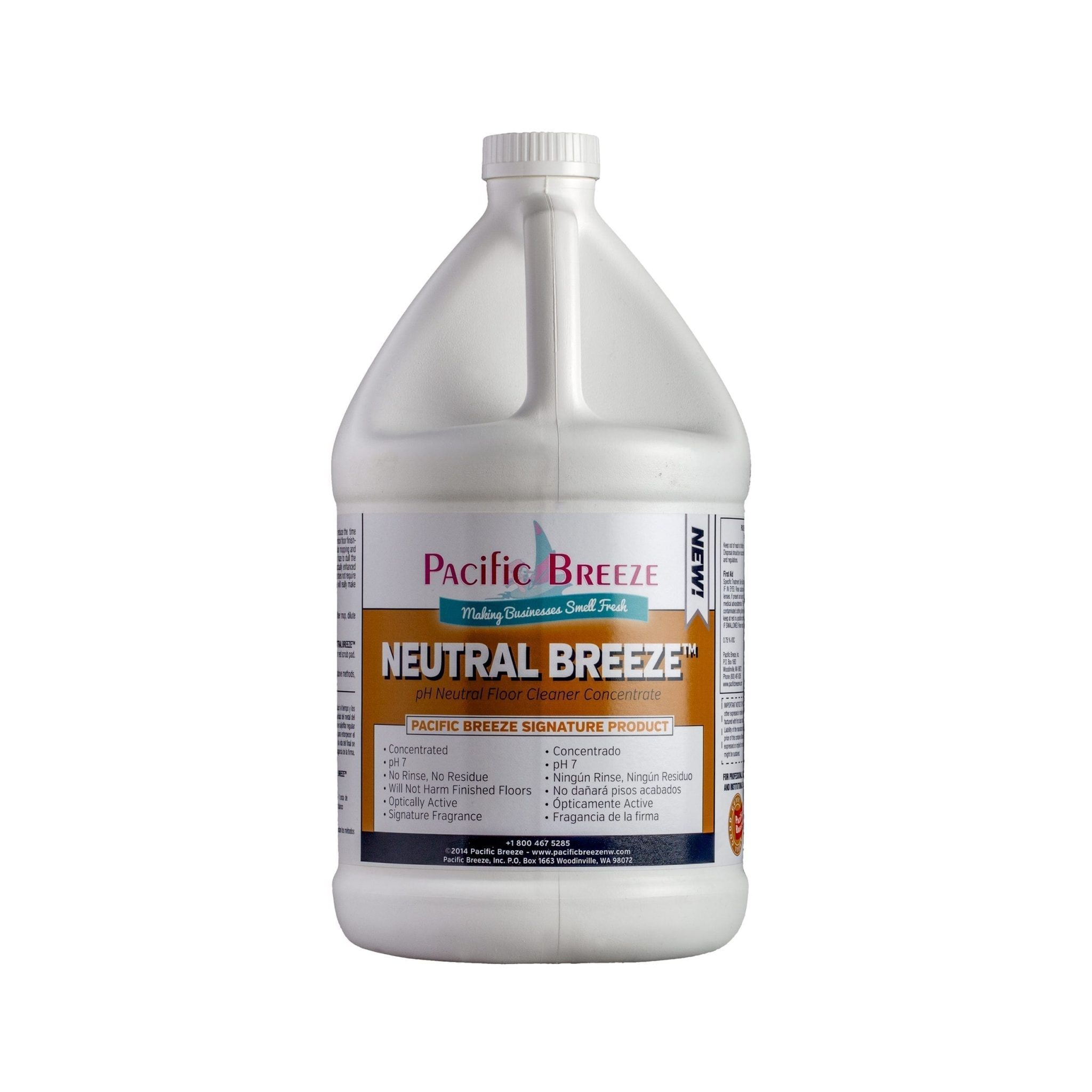 Neutral Breeze™ - pH Neutral Floor Cleaner Concentrate