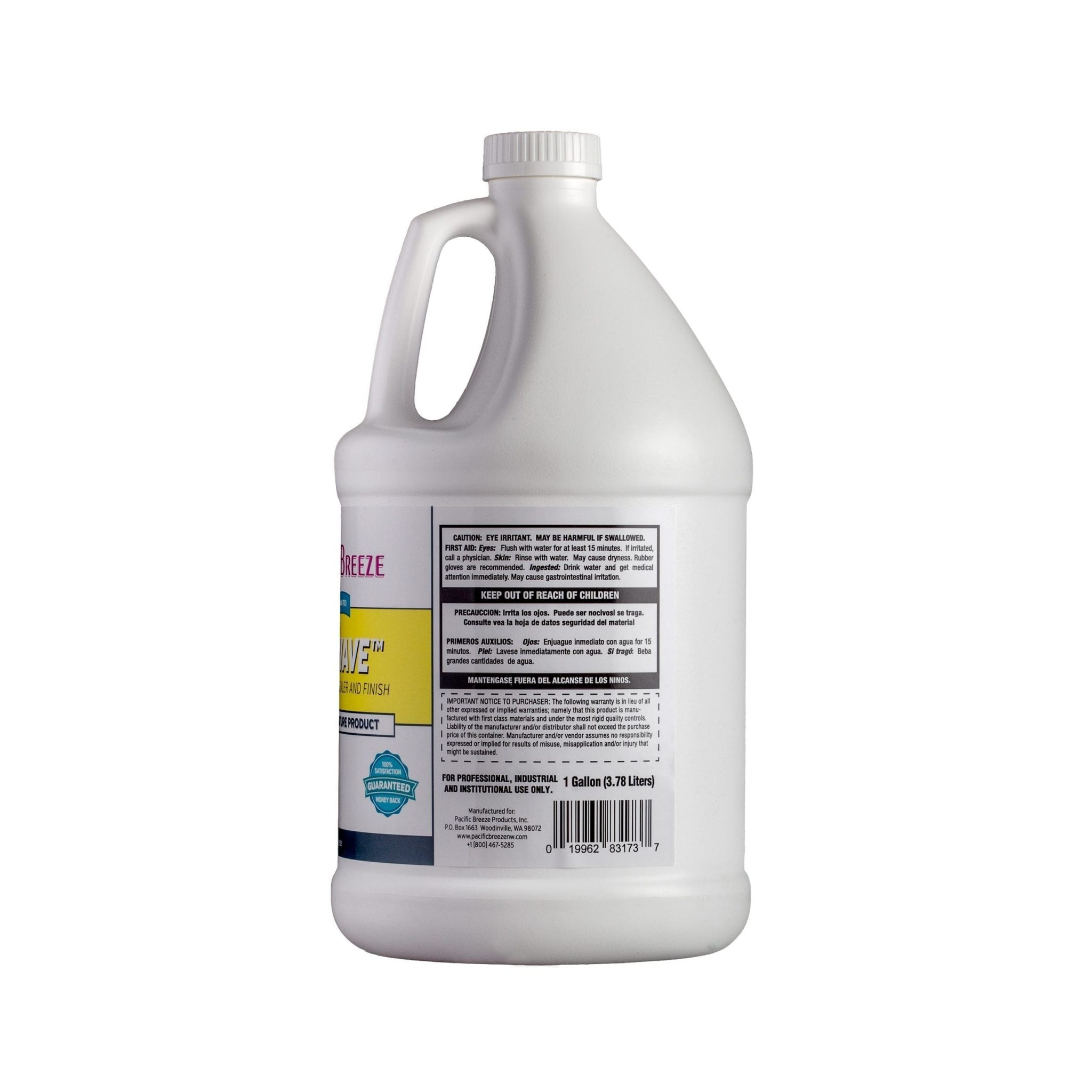Waxey Wave™ X-TREME Gloss Floor Sealer and Finish - 1 Gallon
