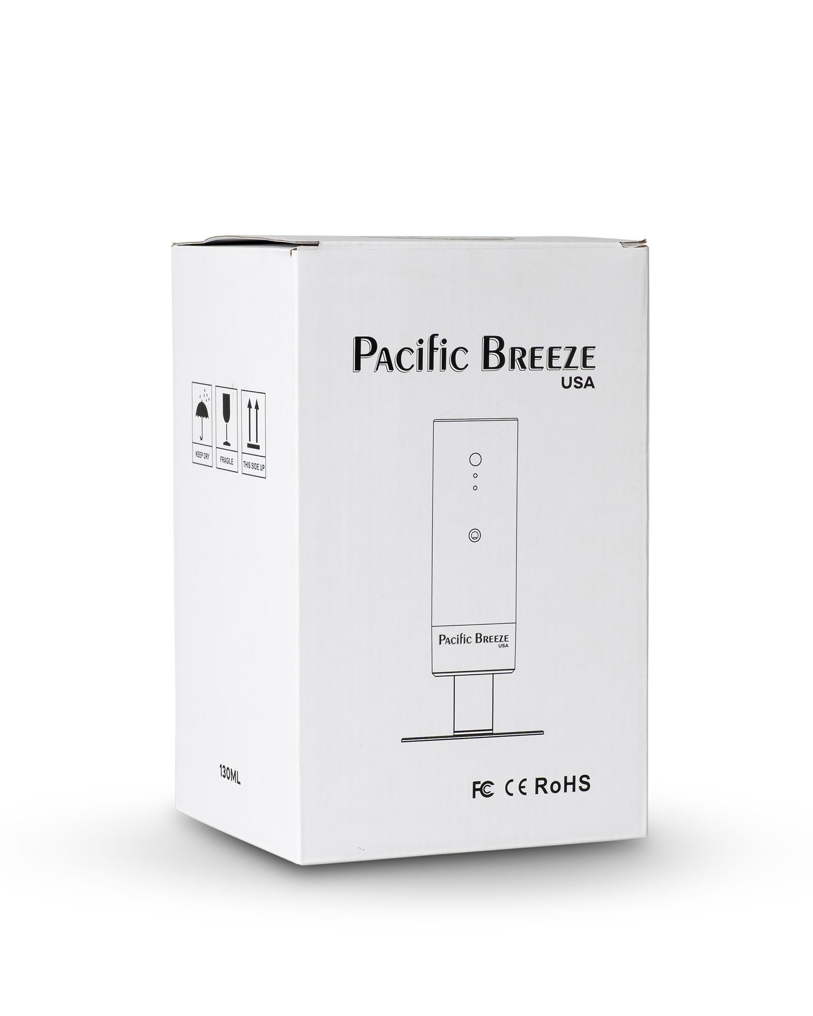 Tabletop Breeze™ Aromatherapy Diffuser with Bluetooth