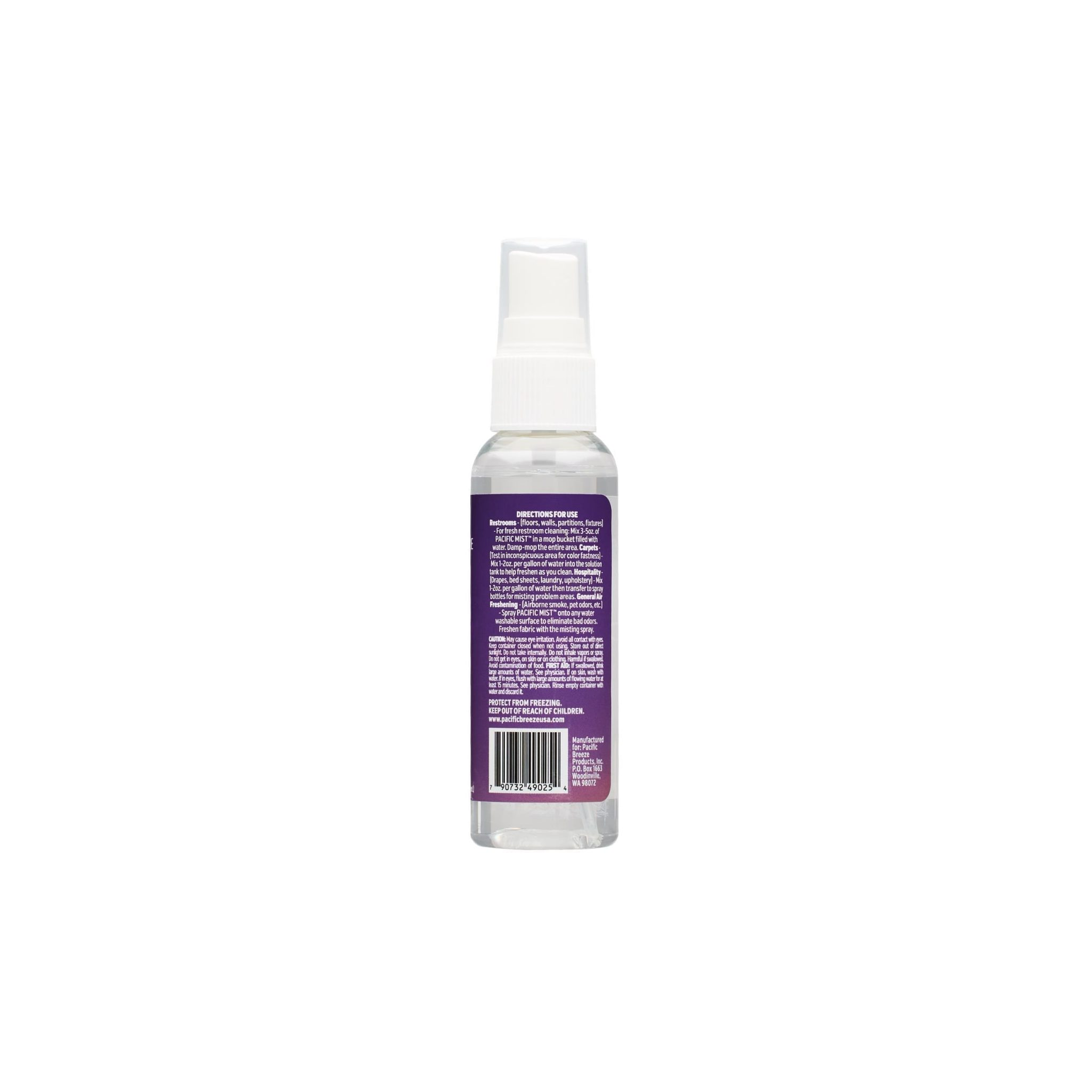 Pacific Mist™ Clean Breeze Room & Fabric Refresher 2oz