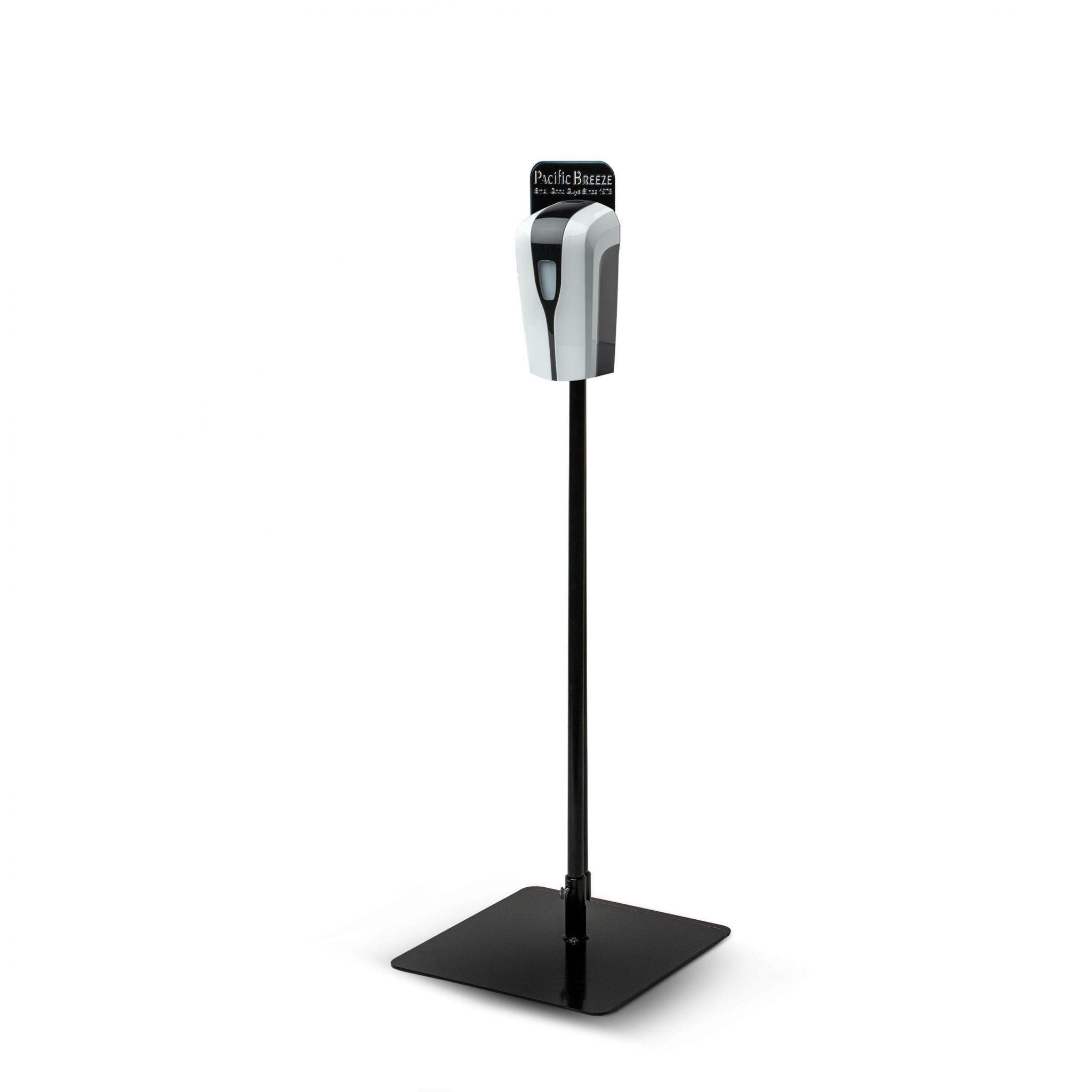 Pacific Breeze Heavy Duty Sanitizing Dispenser Stand